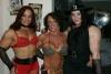 Annie Rivieccio (l); Aleesha Young (c); Alina Popa
